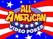 Американский Покер - аппарат для охотников за джекпотом